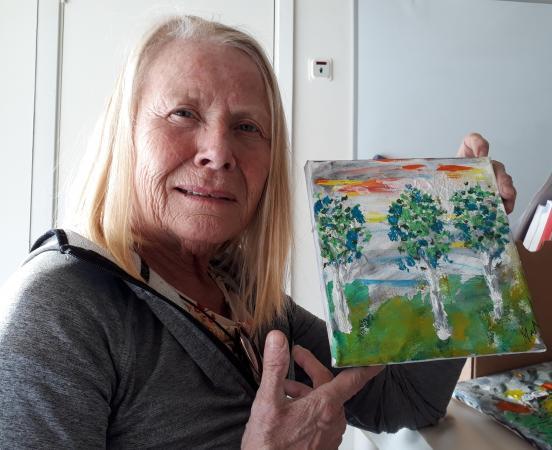 Marianne Nordqvist.