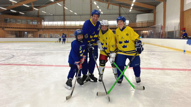 Blindishockey